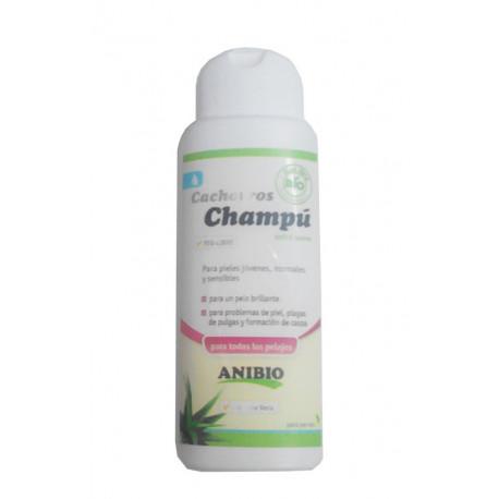Anibio Champú natural para cachorros 250 ml