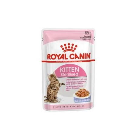 Royal Canin Kitten Sterilised Gelatina