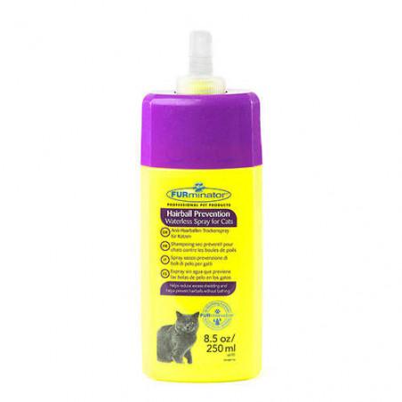 Spray Furminator Hairball prevención Bolas de pelo