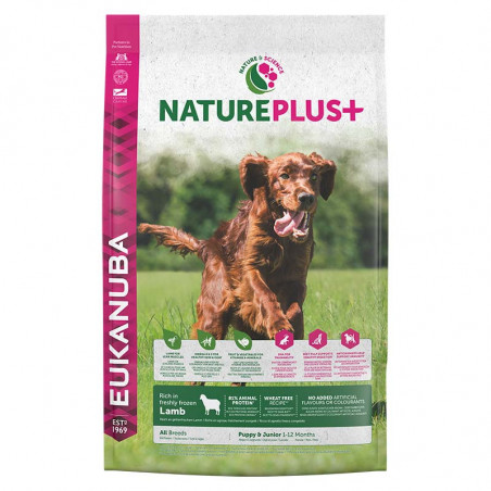 Eukanuba Nature Plus Puppy Cordero