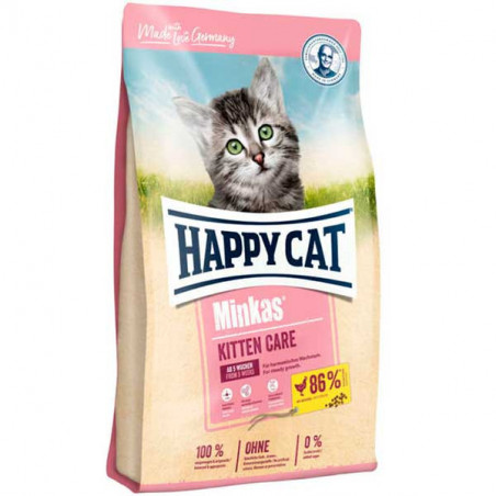 Happy Cat Minkas Kitten Care