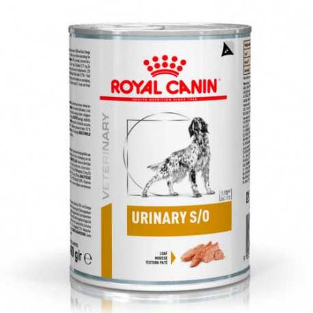 Royal Canin Vet Diet Urinary S/O Perros