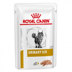 Royal Canin Urinary S/O Paté Gatos Sobre 85g