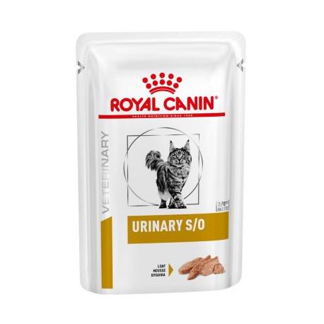 Royal Canin Urinary S/O Paté Gatos Sobre 85g