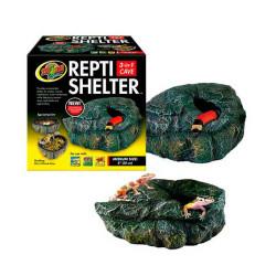 Repti Cueva 3 en 1 Shelter Zoomed