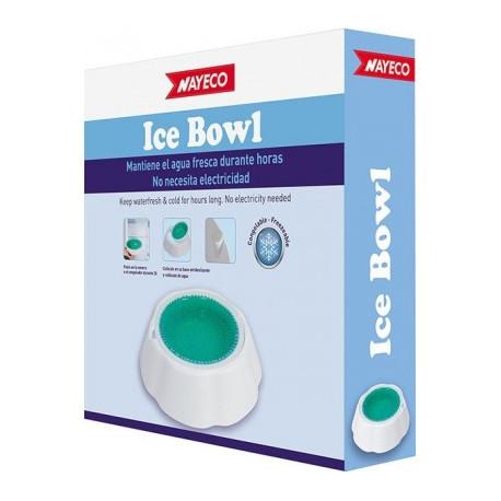 Bebedero Ice Bowl para Mascotas