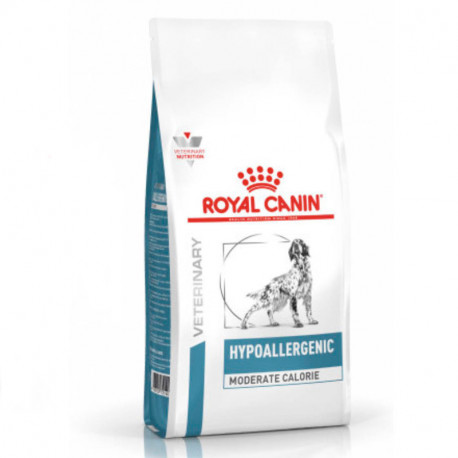 Royal Canin Hypoallergenic Moderate Calorie Perro
