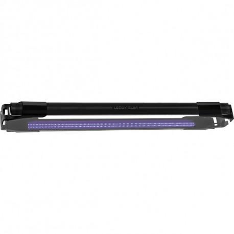 Lámpara LED Aquael Leddy Slim Actinic Luz Nocturna Agua Salada