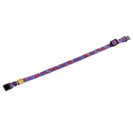 Collar Ping Karlie Nylon Con Cascabel