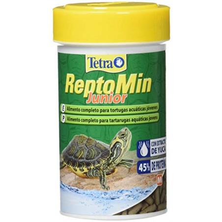 Tetra ReptoMin Junior Para Tortugas Jóvenes