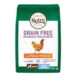 Nutro Large Adult pollo Grain Free
