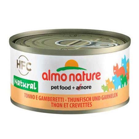 Almo Nature HFC Cat Atun y Langostinos 70g
