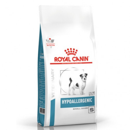 Royal Canin Veterinary Diet Hypoallergenic small dog Perros