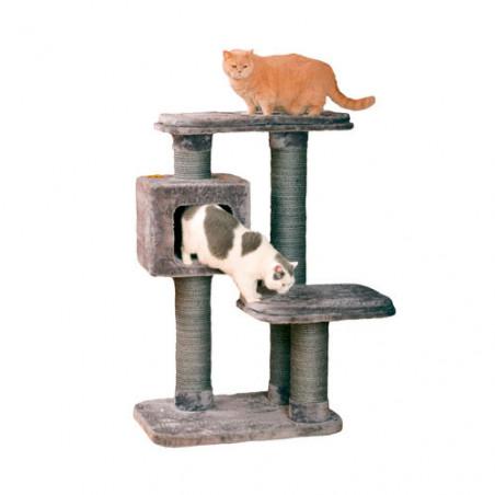 Mueble Rascador Karlie Big Cat Para Gatos