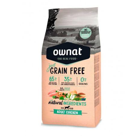 Ownat Just Grain Free de Pollo