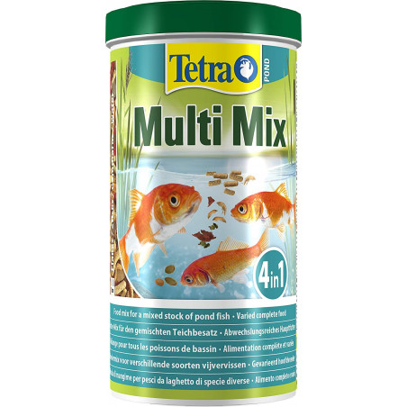 TetraPond Multimix Alimento Peces de Estanques
