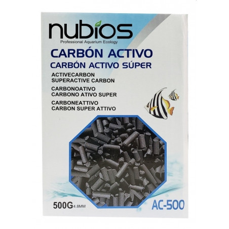 Aqua Carbón Activo Acuarios