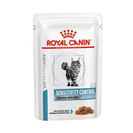 Royal Canin Sensitivity Control Húmedo