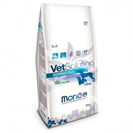 Monge Vet Solution Canine Dermatosis