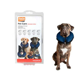 Collar Inflable Post Operatorio Perros