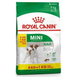 Royal Canin Mini Adulto 8kg + 1kg