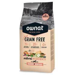 Ownat Just Grain Free Pescado