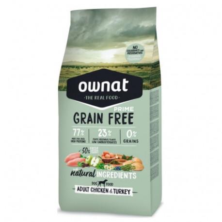 Ownat Prime Grain Free Adult