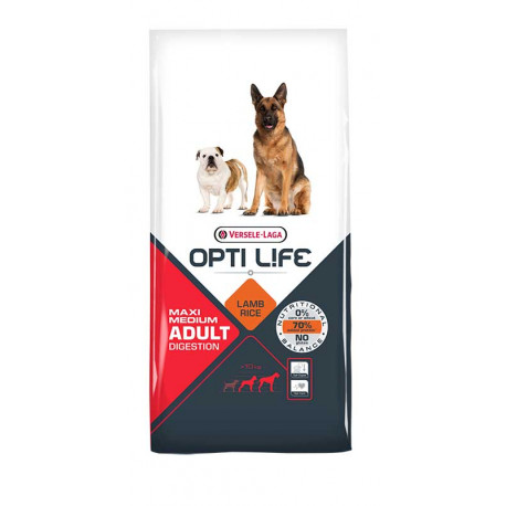 Opti Life Adult Medium Maxi Digestión