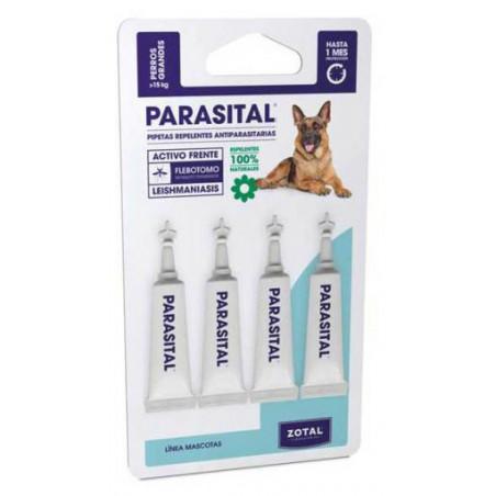Parasital Pipeta Repelente Perros Grandes