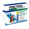 Pipetas Piretrón Spot-on 1ml menos de 15kg