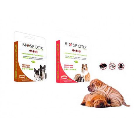 Biospotix Collar Antiparasitario