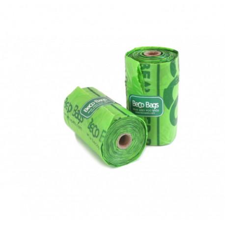 1 Rollo de 15 Bolsitas Biodegradables