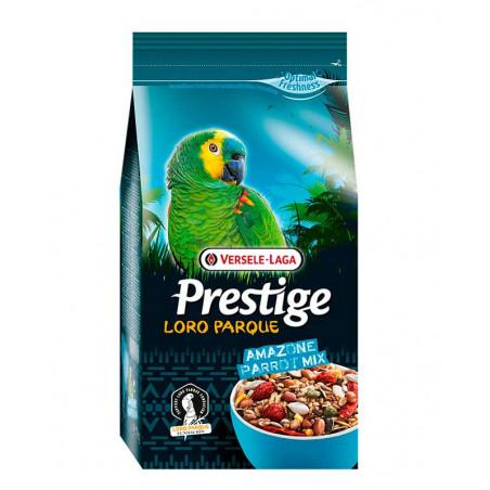 Alimento Prestige Loro Parque Parrot Mix 1kg