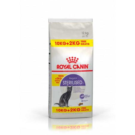 Oferta Royal Canin Sterilised 37 10kg + 2kg