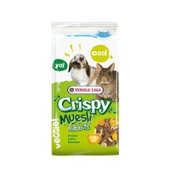 Alimento Versele Crispy Muesli Para Conejos