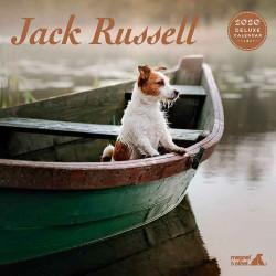 Calendario Deluxe Jack Russel 2020