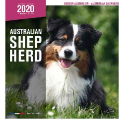 Calendario Australian Shepherd 2020