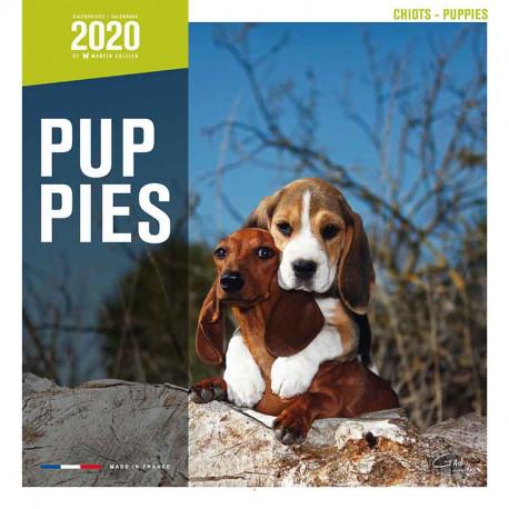 Calendario de Cachorros 2020