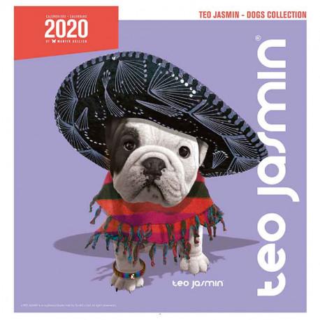 Calendario Teo Jasmin 2020