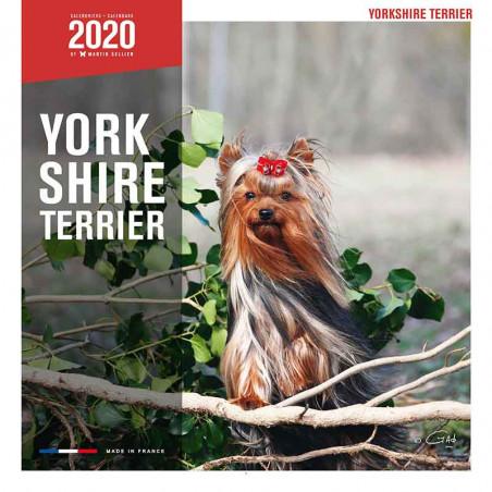 Calendario Yorkshire 2020