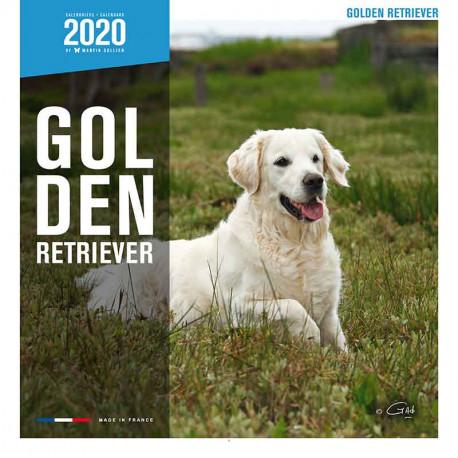 Calendario Golden Retriever 2020