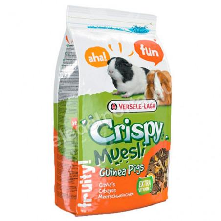 Alimento Versele Crispy Muesli Para Cobaya