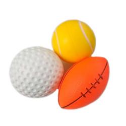Pelota Resistente Golf, Tenis o Rugby