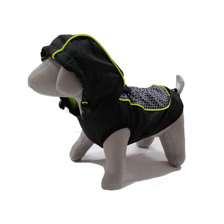 Chaleco Impermeable Reflectante para Perro