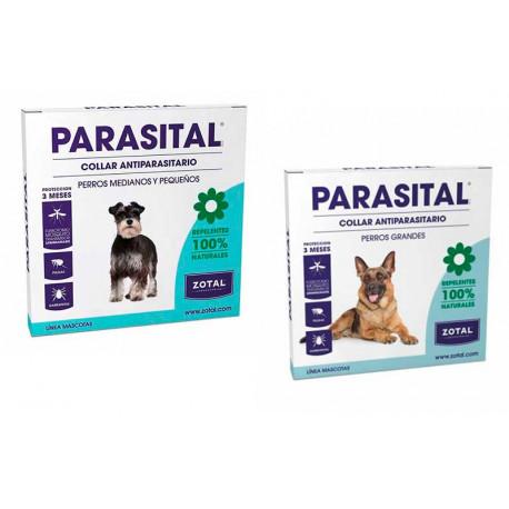 PARASITAL Collar Repelente Antiparasitario
