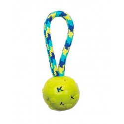Juguete K9 Fitness by Zeus Double Tug Ball para perros