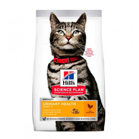 Hills Science Plan Feline Adult Urinary Health Esterilizados
