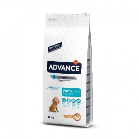 ADVANCE Puppy Medium Pollo y Arroz