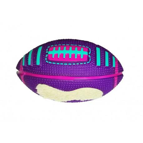 Juguete Balón Rugbi con Chirriador