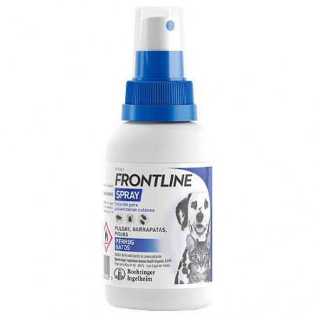 Frontline Spray Antiparasitarios Perros y Gatos